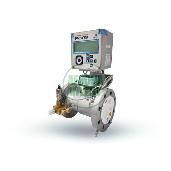 Измерительный комплекс КИ СТГ -ТС-150/1600 с корректором ФЛОУ ГАЗ
