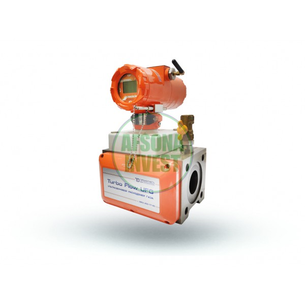 Ультразвуковой расходомер газа Turbo Flow UFG-F-50